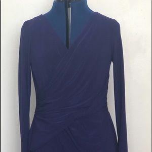 New Purple Ralph Lauren dress